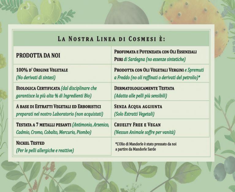 Cosmetici bio Catania Fascino Biologico e Non Solo